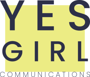 Logo YESGIRL Communications
